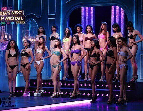 MTv India's Next Top Model 5 (INTM 5) 6th October 2019 Episode 1, Contestants list